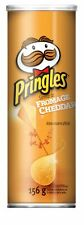 Pringles Cheddar Cheese Chips 156g/ 5.50oz EACH -From Canada -FRESH & DELICIOUS!