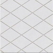 Icing / Fondant Texture Impression Mat - Large Diamond 15x30cm
