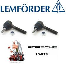 Left Or Right Porsche 911 1989 1990-1994 Lemfoerder Tie Rod End 96434732202