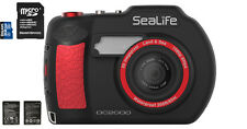 Sealife DC2000 Underwater Camera 20MP w/ 32gb SD Card and 2nd Battery