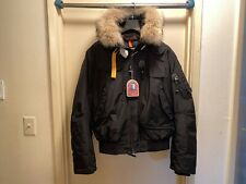 AUTHENTIC PARAJUMPERS GOBI ECO MENS BOMBER JACKET -BLACK SIZE XL BRAND NEW W/TAG