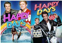 Happy Days Season 5 + 6 Series Fifth Sixth Region 1 DVD New