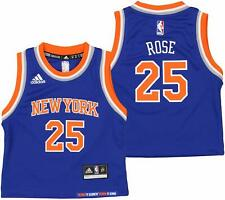 Adidas NBA Toddlers New York Knicks Derrick Rose #25 Player Jersey