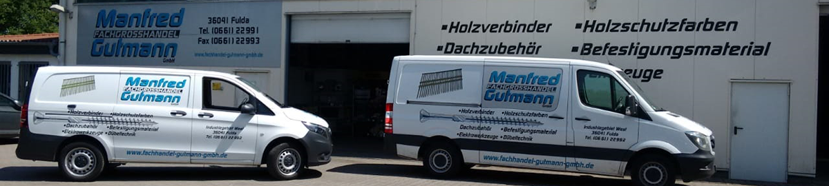 Fachgrosshandel Manfred Gutmann