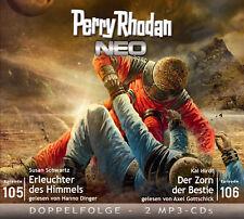 Perry Rhodan NEO - Erleuchter des Himmels / Der Zorn der Bestie, 2 MP3-CDs 2 MP3