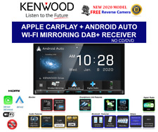 "Kenwood DMX8520DABS 7"" DAB+ Receiver Apple CarPlay / Android Auto"