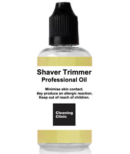 Professional hair trimmer clipper oil handy dropper bottle hairdresser lubricant