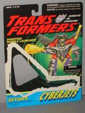 G2 Transformer Skyjack Cardback Lot # 1