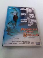 "DVD ""ANGELES SIN BRILLO"" DOUGLAS SIRK ROCK HUDSON ROBERT STACK DOROTHY MALONE"