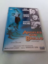 "DVD ""ANGELES SIN BRILLO"" DOUGLAS SIRK ROCK HUDSON ROBERT STACK DOROTHY MALONE"