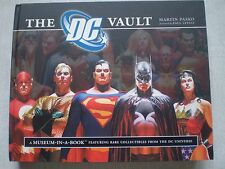 THE DC VAULT A Museum-in-a-Book by Martin Pasko Featuring Rare Collectibles 2008