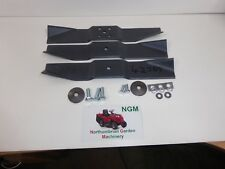 """Genuine Westwood / Countax Tractor 42"""" Cutting Blade Kit 40505300"""