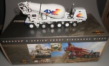 TWH Oshkosh S-Series Cement Mixer 1:50 4X Concrete Inc....