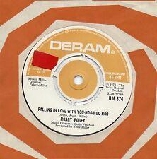 HOAGY POGEY falling in love with you-hoo-hoo-hoo 1973 UK DERAM 45