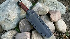 Kydex sheath for KA-BAR USMC