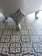 Tile Sample Abbey Waverley Moroccan Victorian Encaustic Effect Tiles 20 X 20cm