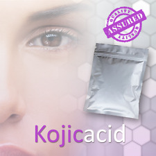 25g Pure Kojic Acid Powder, Skin whitening lightener bleaching,soaps, lotions