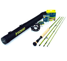 """Sage Pulse 890-4 Fly Rod Outfit : 8wt 9'0"""""""