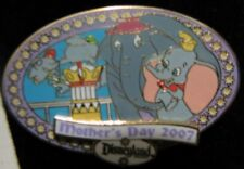 Disney Mother's Day Dumbo Elephant 2007 LE Pin NEW