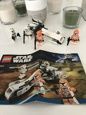 Lego 7914 Star Wars Clone Wars Trooper Battle Pack Complete