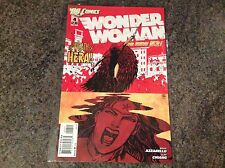 Wonder Woman #4 Comic! Look In The Shop