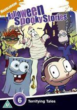 Nickelodeon Halloween Spooky Stories DVD *NEW & SEALED*