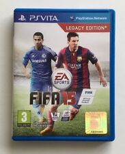 FIFA 15 (LEGACY EDITION) GAME FOR THE SONY PS PLAYSTATION VITA. FREE POSTAGE!