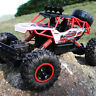 RC Car 1/12 4WD Remote Control Vehicle 2.4Ghz Electric Monster Buggy Off-R zq