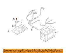 KIA OEM 16-18 Sorento 3.3L-V6 Battery-Hold Down Clamp Bolt 1129008256B