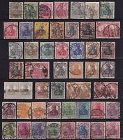 Deutsches Reich 1910-1922, Germania