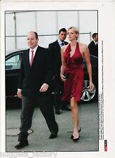 Photo originale Monaco Prince Albert et Charlene Wittstoc - Jumping 2008 ( 054 )