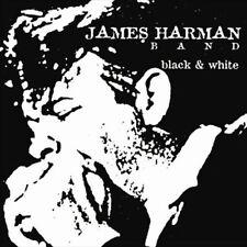 JAMES HARMAN - Black & White - NEW CD