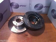 COMMODORE VT VU VX VY VZ OMEGA SV6 CALAIS SLOTTED DISC BRAKE ROTOR PERFORMANCE
