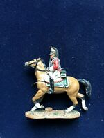SOLDAT DE PLOMB CAVALIER EMPIRE HOMME DE TROUPE ESPAGNE 1810-1811