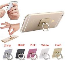 5pcs Universal 360° Rotating Finger Ring Stand For Cellphone Mobile Phone Holder