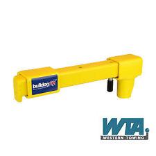 Van REAR Door Lock,high security, 5 year warranty, made by Bulldog in UK - VA101