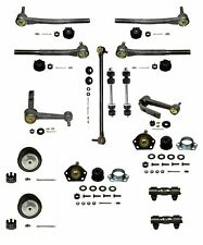 15 Piece Tie Rod Ball Joint Idler Arm Kit for 1991-05 Chevy Astro & GMC Safari