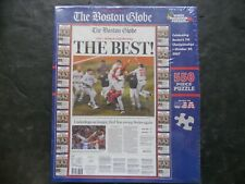 The Boston Globe 2007 World Champions 550 pc Puzzle (N)