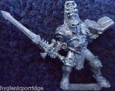 1988 chaos champion de Slaanesh 0218 03 le103 citadelle Limited Edition Warhammer