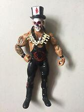 WWF WWE Jakks Classic Superstar PAPA SHANGO Figure Loose Complete
