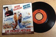 SP BOF Les frères Pétard Jesse Garon Gérard Lanvin Jacques Villeret 1986 M-