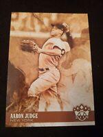 Aaron Judge 2018 Panini Diamond Kings SEPIA Action Variation SP #80 (NY Yankees)