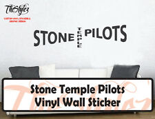 Stone Temple Pilots Rock Band Custom Vinyl Wall Sticker