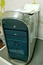 APPLE MACINTOSH POWER MAC G4 1999 RARO AGP GRAPHICS PRIMO MODELLO DESKTOP BLUE