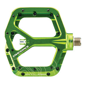 Race Face Atlas Platform MTB Mountain Bike Pedals Green
