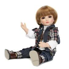 BJD Ball Jointed Doll High Vinyl Girl Toy 18in. 45cm Child Gift Boy NPK