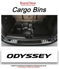 2018 - 2020 Genuine Oem Honda Odyssey Cargo Bins (08U45-Thr-100)