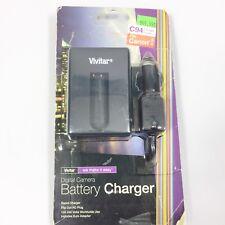 Vivitar C94 Digital Battery Charger Fits Canon NB-9L