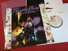 Prince  PURPLE RAIN  -  LP Warner 925110-1 Germany 1984 sehr gut