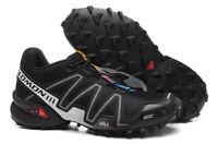 2019 Men's Salomon Speed cross 3 Sports Outdoor Hiking Running Shoes Sneakers